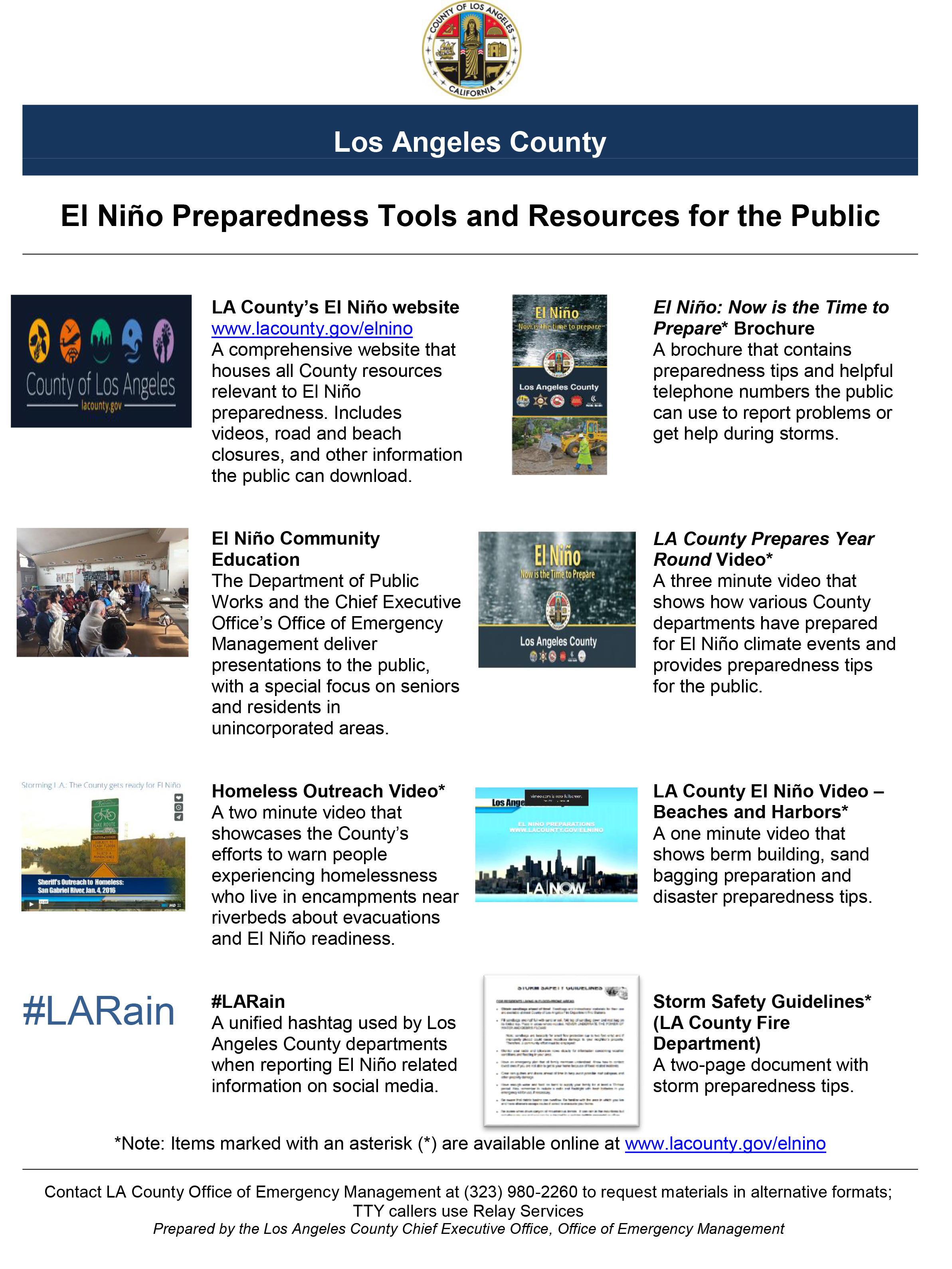 El Nino Resources